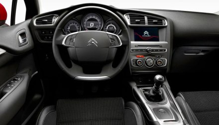 Citroen C4 Features